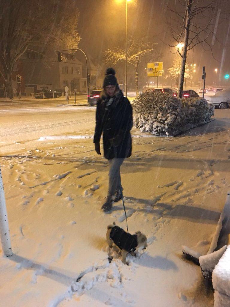 Mozarts erste Schneeerfahrung